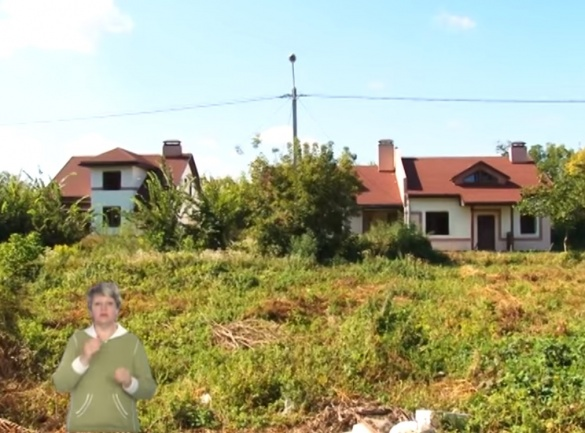 Черкаські безхатьки живуть у приватних елітних будинках (ВІДЕО)