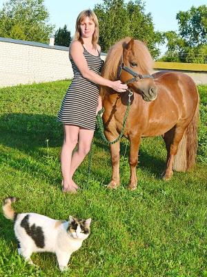 Черкащани завели собі котів та шетлендських поні