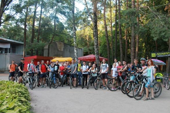 Водії авто і маршрутчики є основними проблемами у Черкасах для велосипедистів