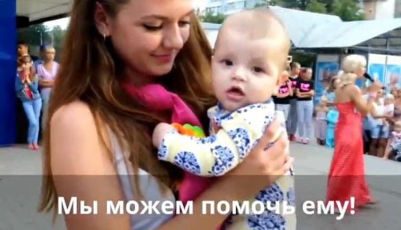 Черкащани талантами збирають гроші на лікування 5-місячного хлопчика (ВІДЕО)