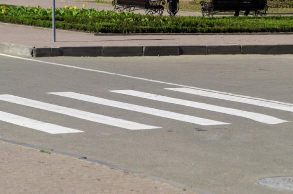 Пішохідний перехід-привид наражає черкащан на небезпеку (ВІДЕО)