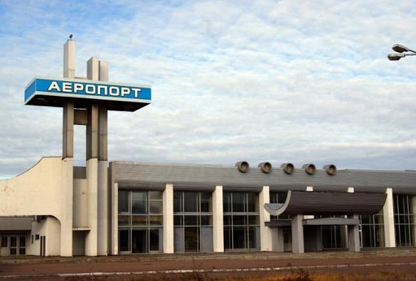 У мережі з'явилися фото пустуючого аеропорту