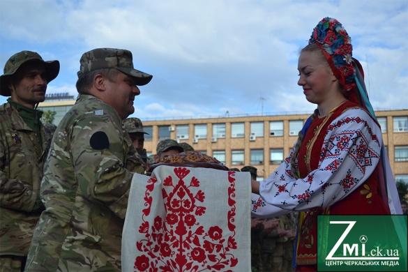 Черкащина знову зустріла героїв зі Сходу (фоторепортаж)