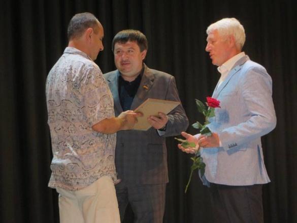 У Черкасах нагородили кращих спортсменів і тренерів