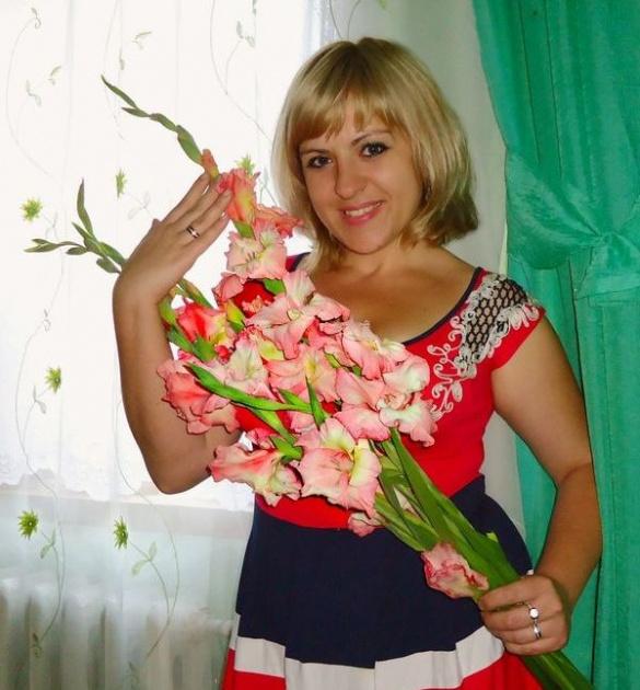 Face of the day - Вікторія Гавриш
