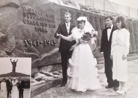 Якими були заступник мера Черкас та його дружина 25 років тому (ФОТО)