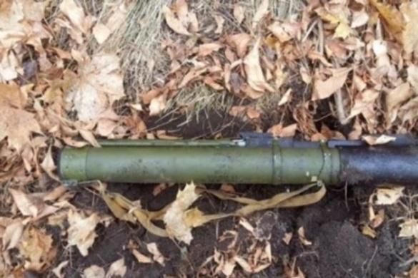 У Черкасах біля табору знайшли арсенал зброї