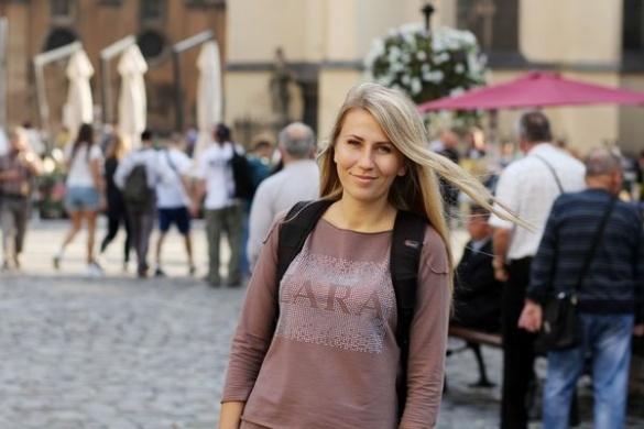 FACE of the DAY - Надія Мілевська