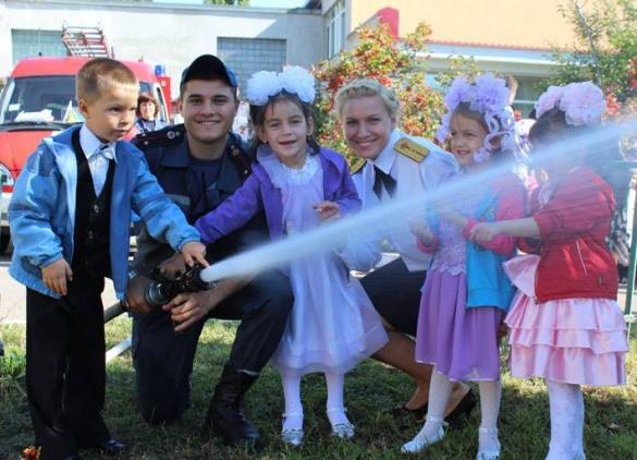 Як черкаські рятувальники святкують свій професійний день (ФОТО)