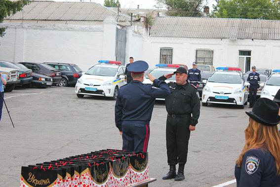 Ми дуже здружилися, – ізраїльські поліцейські зі сльозами на очах прощалися з черкаськими колегами (фото, відео)