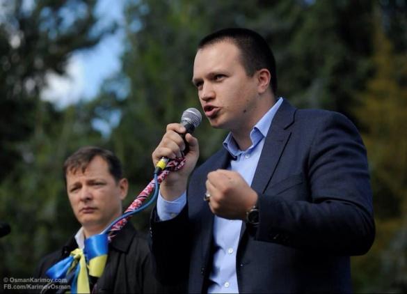 Головний черкаський радикал переконаний, що влада хоче розвалити команду Ляшка