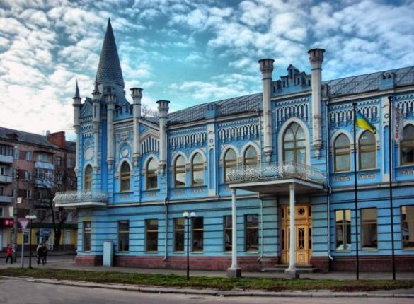 Вікова історія. 6 найцікавіших черкаських будинків