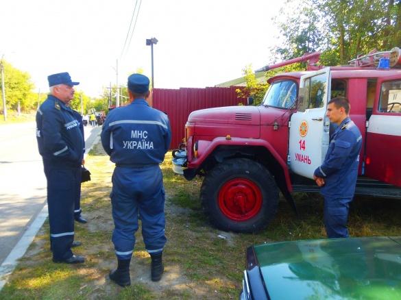 На міжнародні навчання у Львові поїхали й черкаські рятувальники