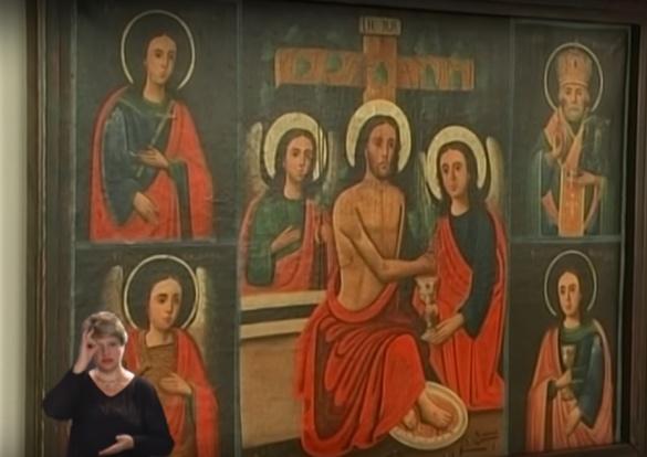 Черкасець зібрав унікальну колекцію народних ікон
