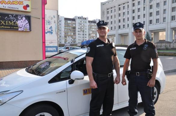 У черкаських патрульних з'явилися сучасні відеореєстратори та машини