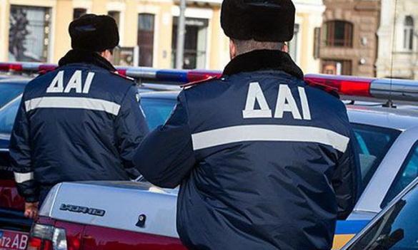 На Черкащині водій без документів