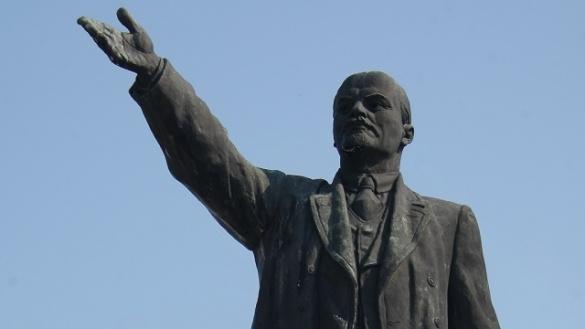 На Черкащині Ленін