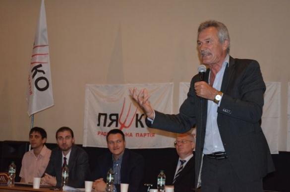 """Булатецький від """"радикалів"""" йде в облраду, а Тищенко у мери Черкас"""