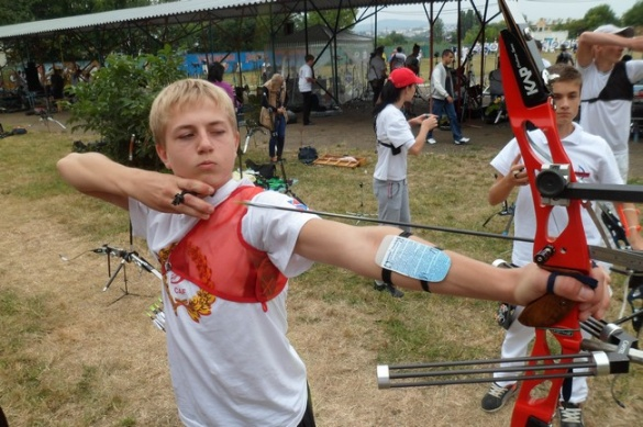 У Черкасах лучники сформували збірну області (ВІДЕО)