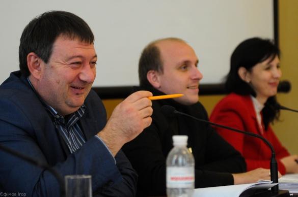 Як черкаським депутатам напередодні виборів працювалося (ФОТО)