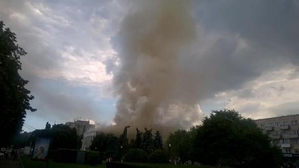 На відновлення черкаського театру після пожежі треба 18 мільйонів