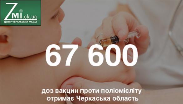 Колапсу з вакцинами на Черкащині не буде