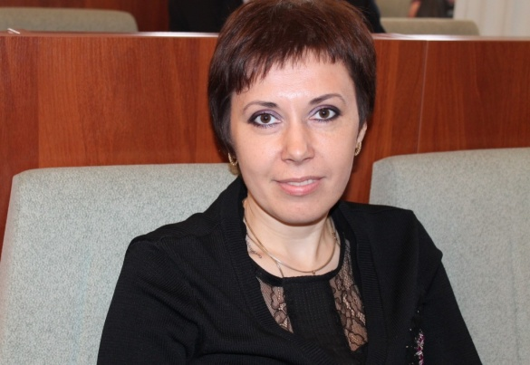 Перший заступник голови Черкаської облради потрапила у список прогульників