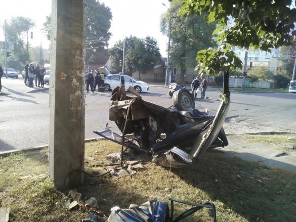 Черкаські лікарі розповіли про стан семи постраждалих у страшній ДТП