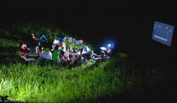 У Черкасах кожної п'ятниці влаштують кіновечір