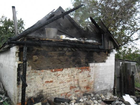 На Черкащині через несправні прилади горіли три будівлі