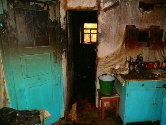 Через непогашену цигарку згорів жашківський пенсіонер