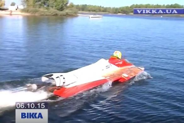 Гонки на воді: у Черкасах змагалися кращі спортсмени країни (ВІДЕО)