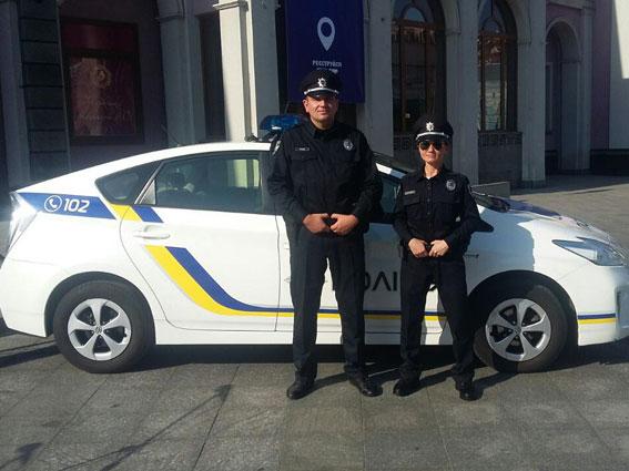Стати патрульними черкаської поліції хочуть майже 5 тисяч людей