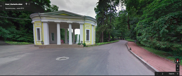 Вулицями Черкащини можна подорожувати, не виходячи з дому