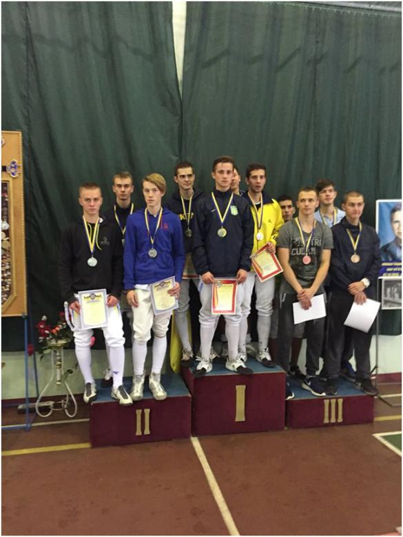 Черкаські спортсмени стали чемпіонами України