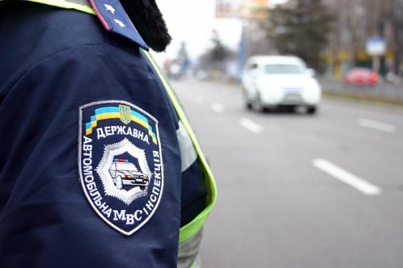 У Черкасах затримали нетверезого міліціонера за кермом