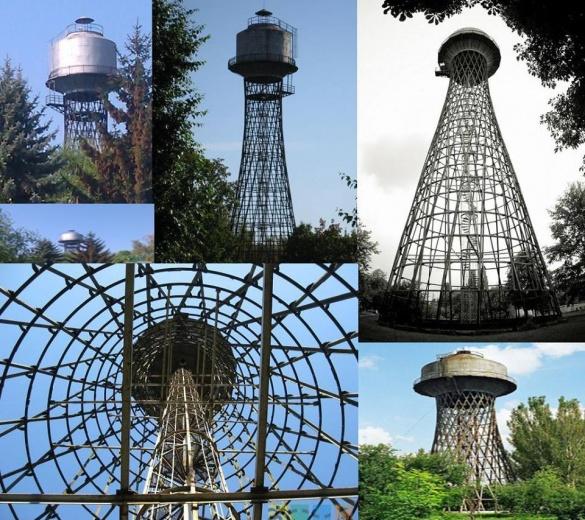 У Черкасах існує башта, якій більше ста років (ФОТО)