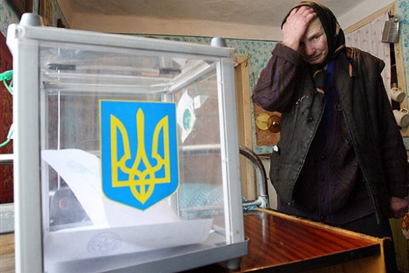 На Черкащині виборчу дільницю очолив священник УПЦ