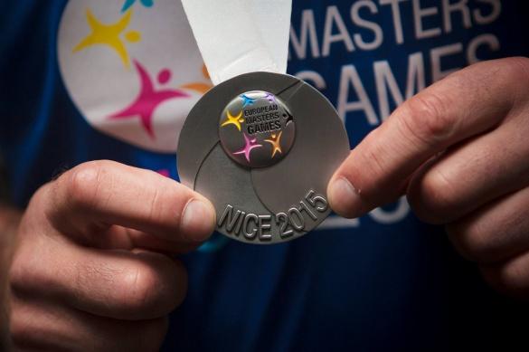 Черкащанин виборов друге місце на Європейських іграх ветеранів (ФОТО)