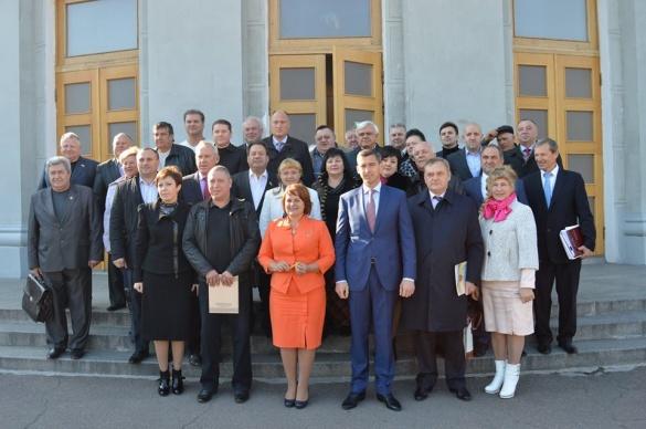 Черкаські депутати облради сфотографувалися наостанок