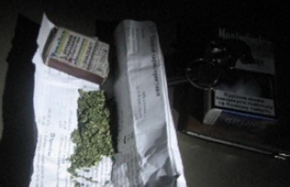 На Черкащині ДАІвці спіймали водія-наркомана