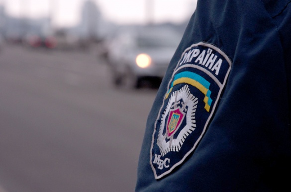На Черкащині водій на швидкості зіткнувся з авто, що їхало попереду