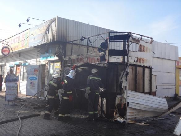 Резонансні пожежі на вулицях Черкас. Небезпечні вихідні