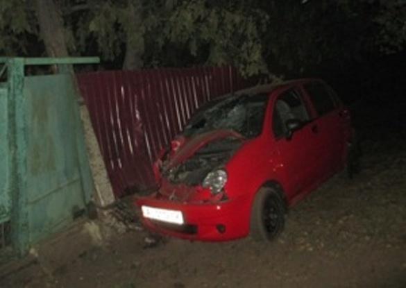 На Черкащині нічні перегони завершилися ДТП і 5 постраждалими
