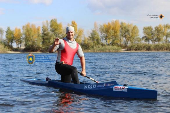 Черкаські веслувальники закрили сезон змаганнями