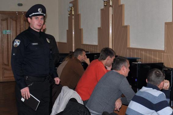 У Черкасах дізналися рівень логіки майже у 1200 майбутніх поліцейських