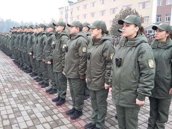 Експеримент триває: нові прикордонники з Оршанця виходять на службу