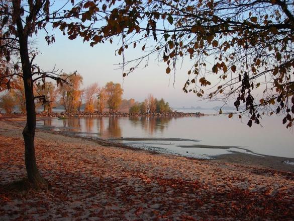 20 незабутніх пейзажів осінньої Черкащини