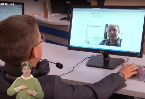 На Черкащині діти інтерактивно вивчають англійську мову