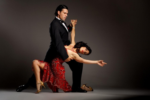 У Черкасах люди запалили у стилі танго (ВІДЕО)